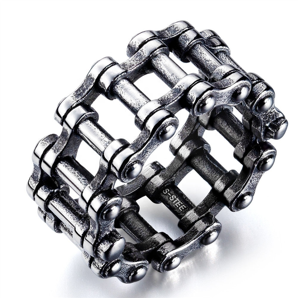 MENS PUNK RING