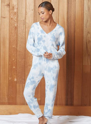 DH Lani Pant Blue Breeze