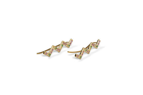 Alex Mika - Zig Zag Ear Cuff (single)