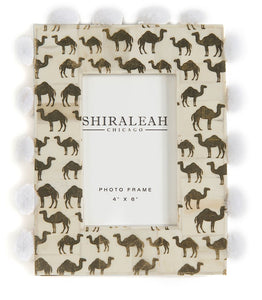 Shiraleah- The Wanderer Camel Frame