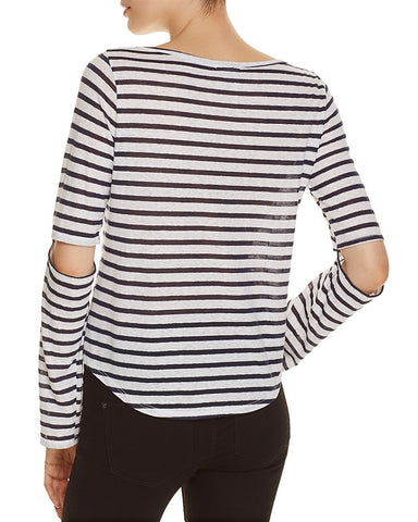 LNA - Stripe Odeon Long Sleeve