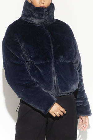 Apparis Billie Faux Fur Puffer