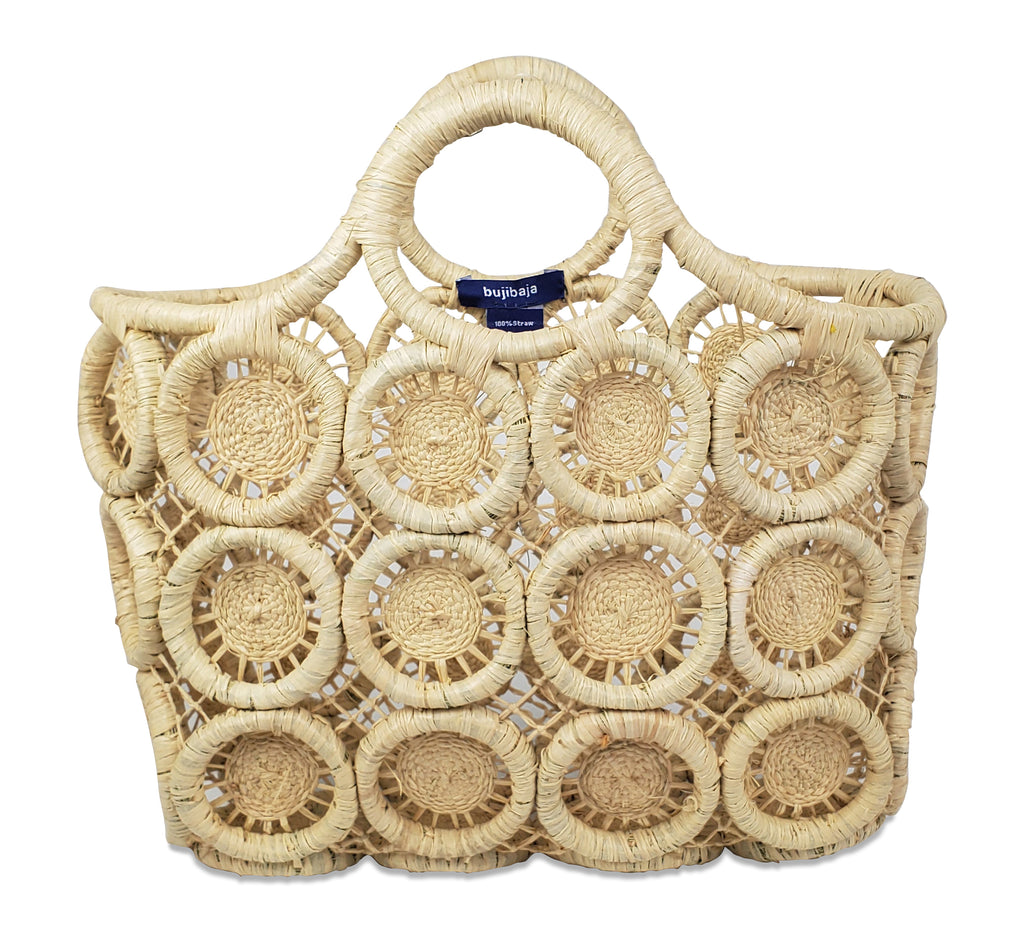 Hat Attack Small Medallion Tote