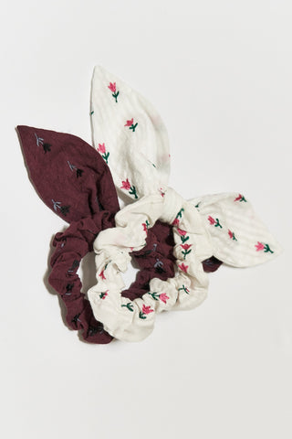 Love Shack Fancy- Penny Scrunchie