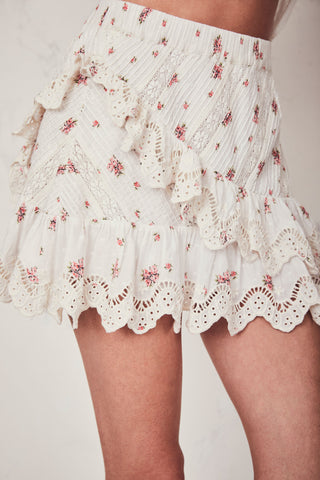 Love Shack Fancy - Emma Skirt