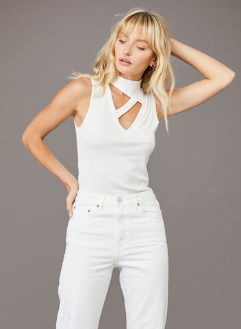 LNA - Thea Rib Top