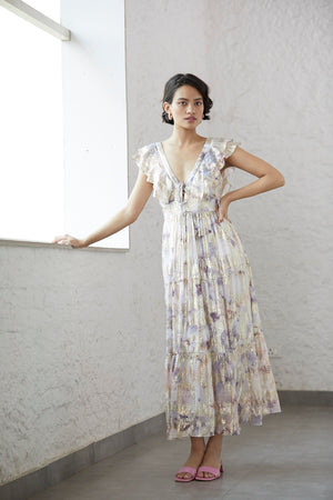 Hemant and Nandita Vivir Long Dress