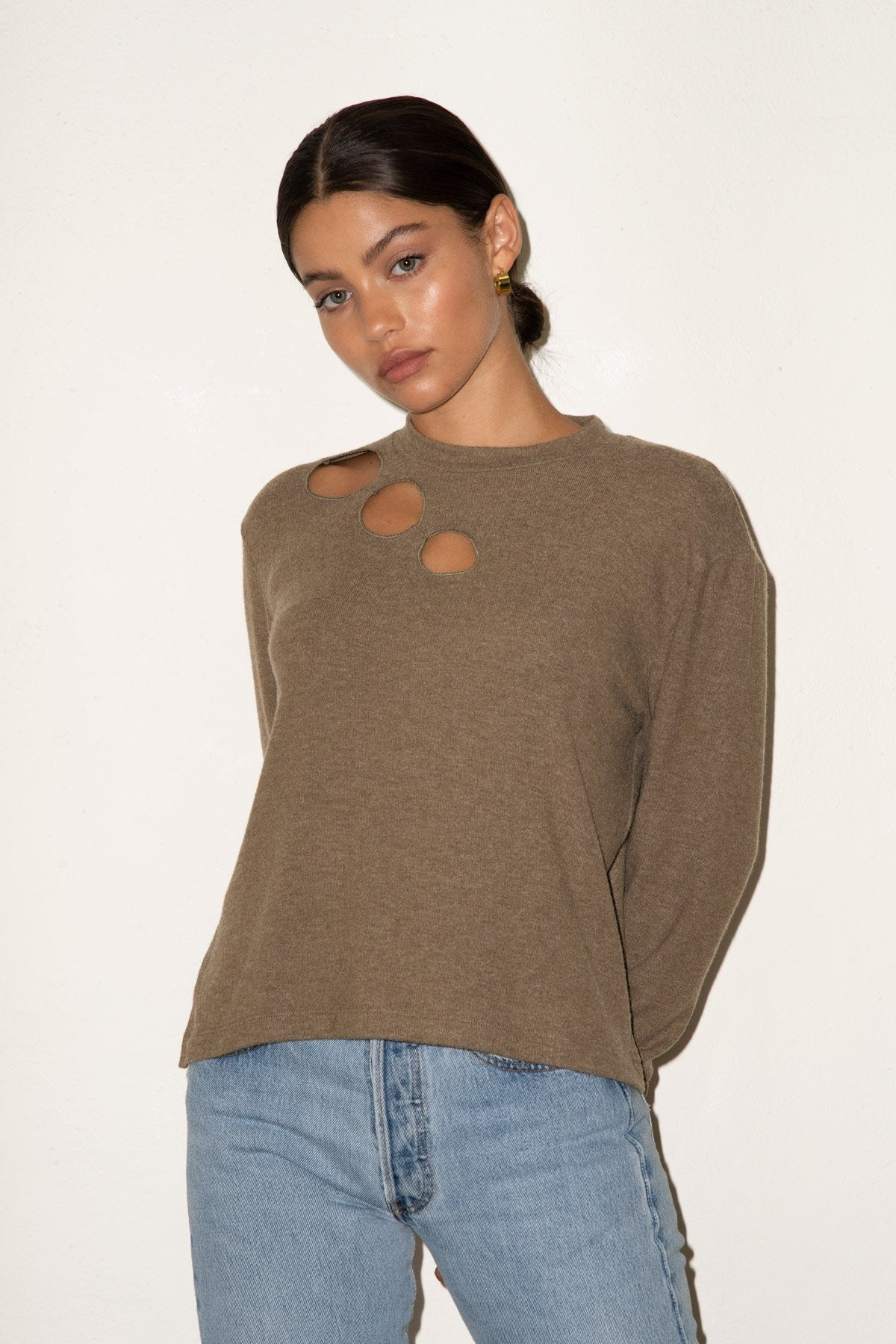 LNA Brushed Dawn Sweater
