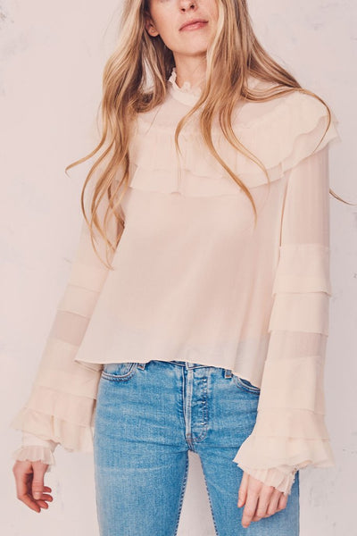 Love Shack Fancy - Theodora Top