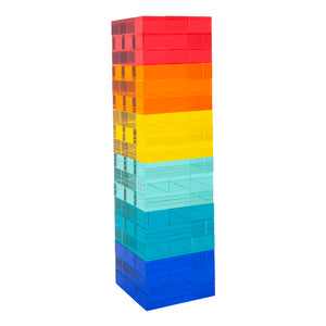 SunnyLife Lucite Jumbling Tower