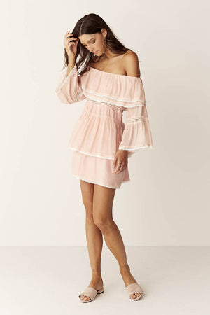 Suboo - Off Shoulder Dress Roam Free