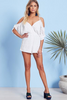 Lovers + Friends - Malia Romper Ivory