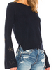 Autumn Cashmere - Star Bell Sleeve Sweater