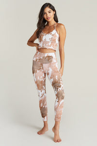 Strut This Teagan Cowhide Pant