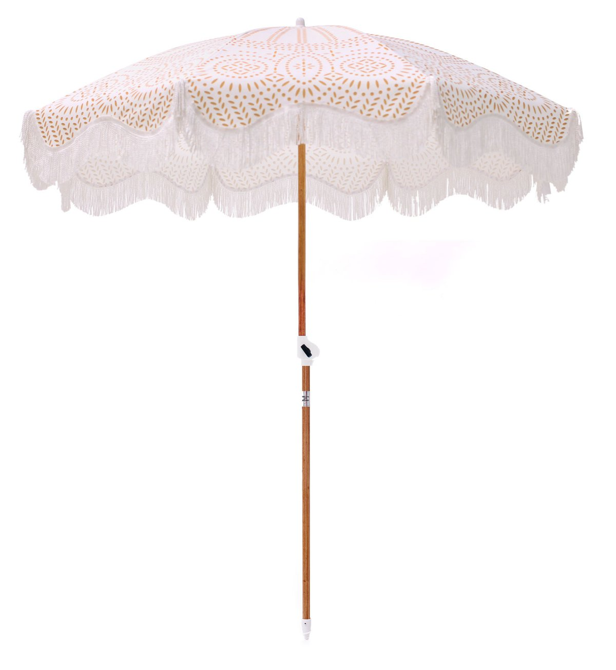 Business and Pleasure- Eyelet Holiday Beach Umbrella