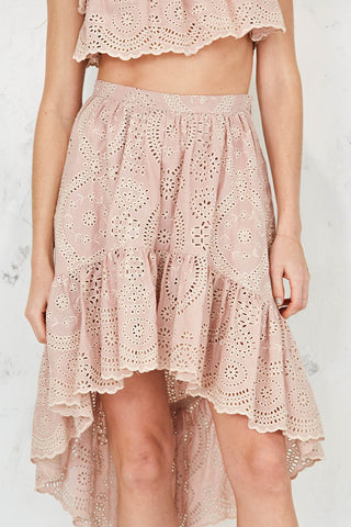 Love Shack Fancy - Pam Skirt
