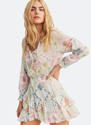 LoveShackFancy Rayna Dress
