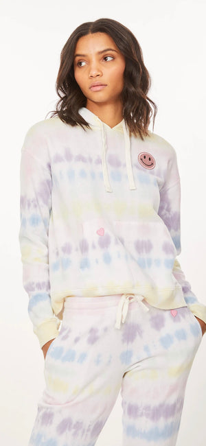 Generation Love Gianna Smiley Hoodie