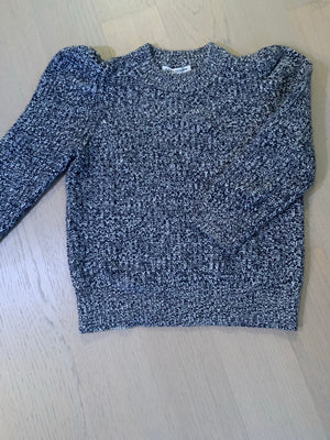 Autumn Cashmere Tweed 3/4 Puff Sleeve