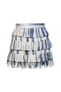 Hemant and Nandita - Skirt Short