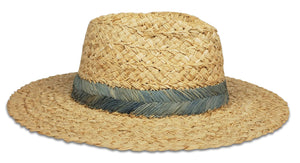 Hat Attack Coastal Rancher Denim