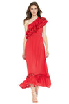 Misa- Safa Long Dress
