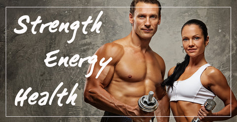 Body Building for strength, health and energy
