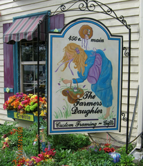 The Farmers Daughter Boutique