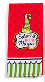 Holiday Towel Believing in the Magic
