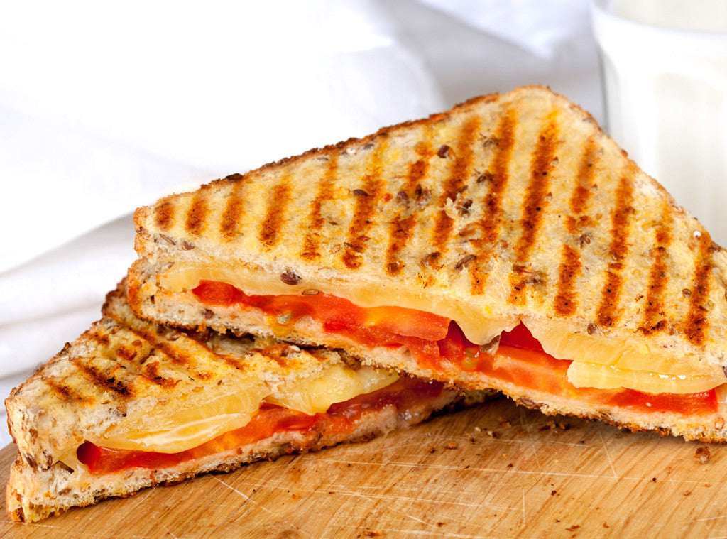 Award Winning Grilled Cheese