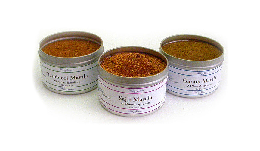 Spices and DVD Bundle