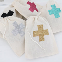 Glitter Hangover/Recovery Kit - Favor Bags
