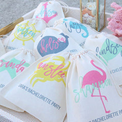 Seaside Theme Favor Bags
