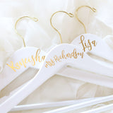 Hangers - Bridal Party Custom Wedding Hangers