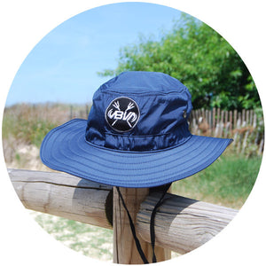 blue Virginia Beach boonie hat