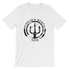 White Trident short sleeve t-shirt