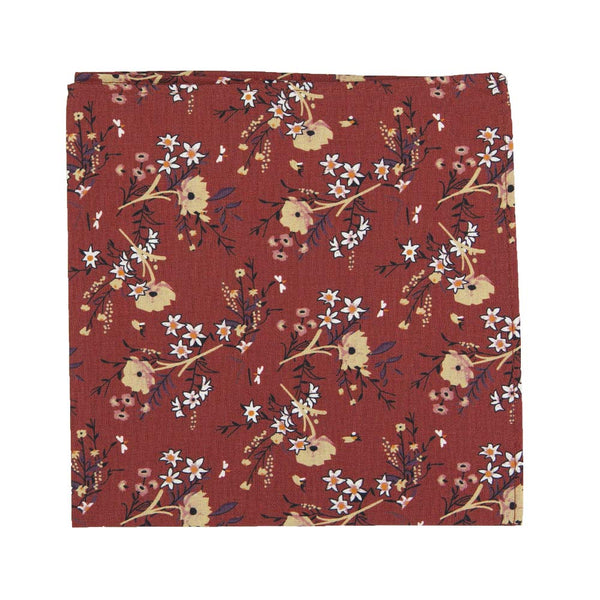 Autumn Pocket Square