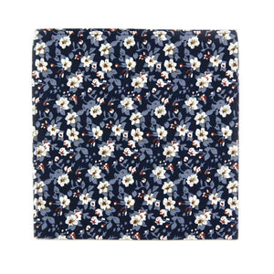 Blueberry Bliss Pocket Square