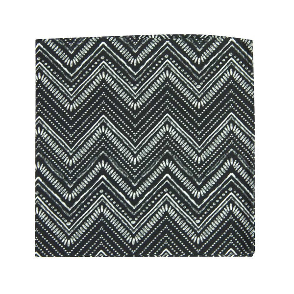 Tribal Pocket Square