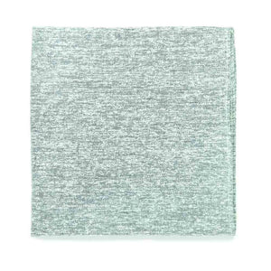 DAZI Pocket Square Light Gray Cotton
