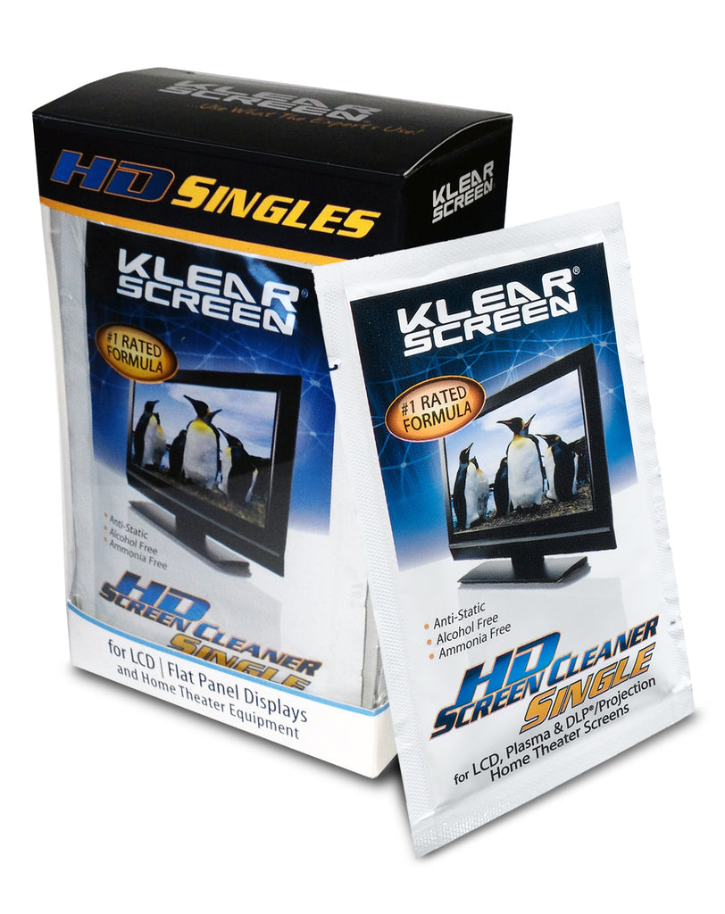 Klear Screen HD Singles Kit