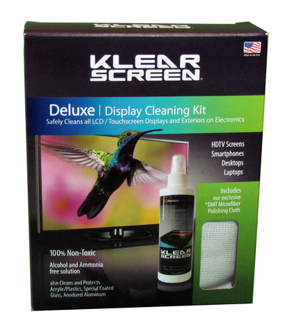 Klear Screen Deluxe Cleaning Kit