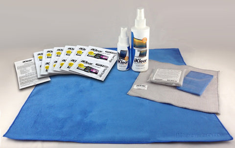 iKlear Complete Cleaning Kit - Eco-Friendly Package