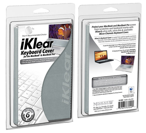 iKlear Keyboard Cover