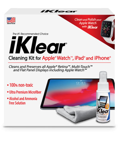iKlear 2 oz. iPad & iPhone Cleaning Kit