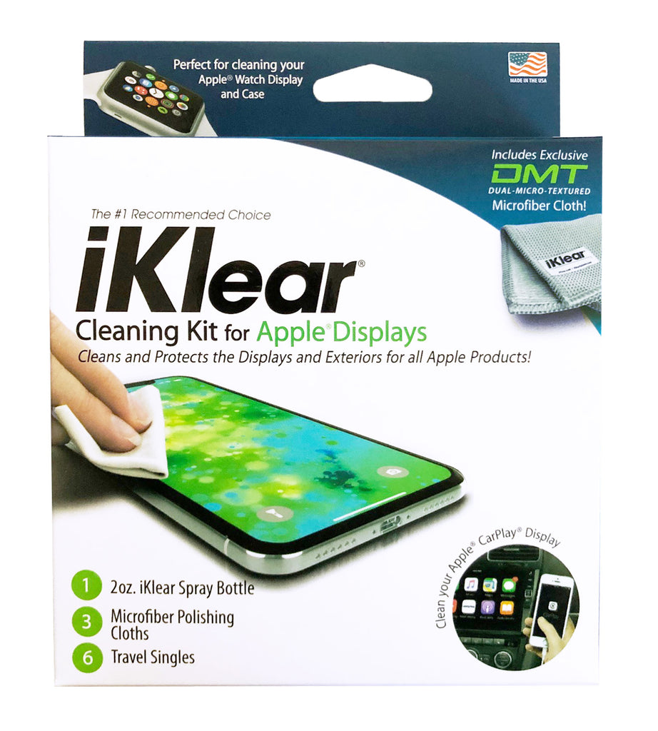 iKlear 2 oz. Cleaning Kit - Save 25% NOW $14.95