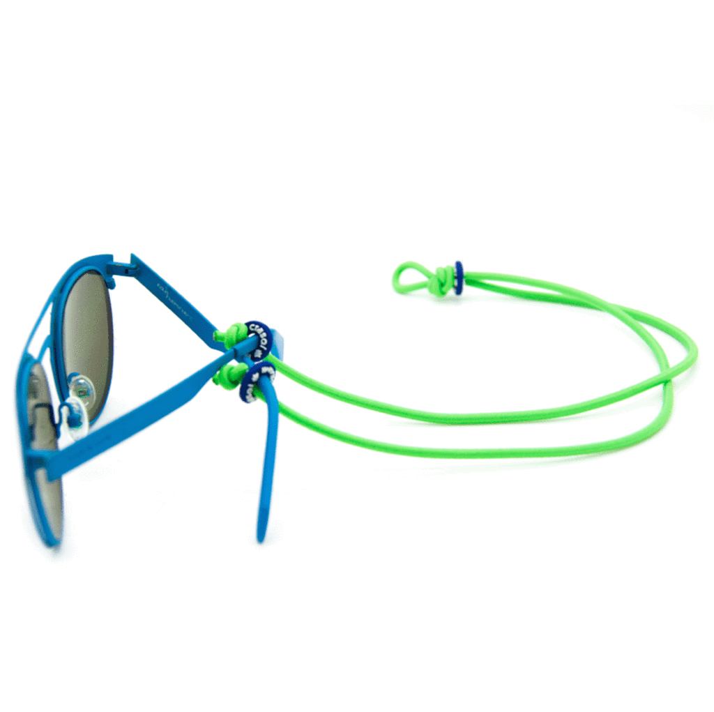 Sunglass Hanger - Neon Green - CRASQI