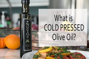 What is Cold Pressed Olive Oil?