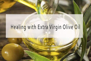 How a Soccer Star was Healed with Quality EVOO