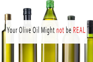 How Do You Know If Your Olive Is Real?